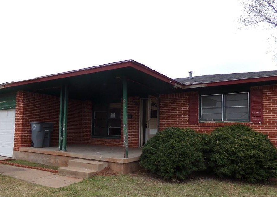 15 Nw 40th St, Lawton OK Pre-foreclosure Property