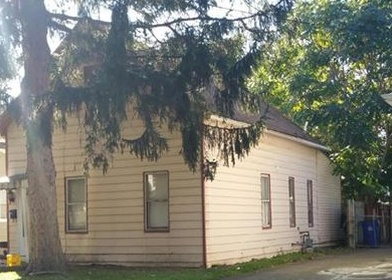 3326 W 54th St, Cleveland OH Pre-foreclosure Property