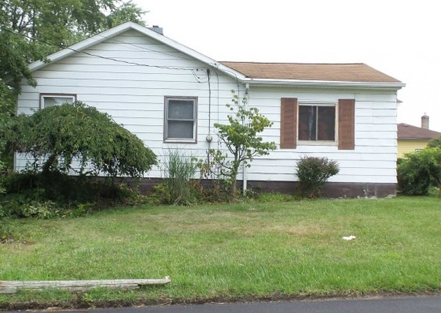 3112 Burbank Ave, Youngstown OH Pre-foreclosure Property