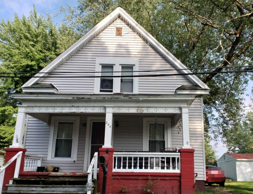 244 North St, Conneaut OH Pre-foreclosure Property