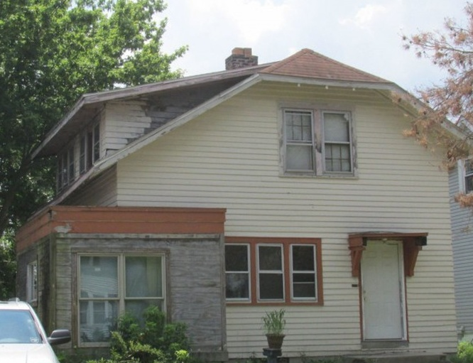 222 Santa Clara Ave, Dayton OH Pre-foreclosure Property
