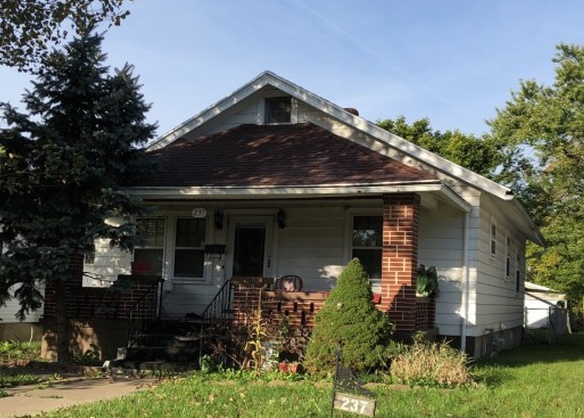 237 Brooklyn Ave, Dayton OH Pre-foreclosure Property