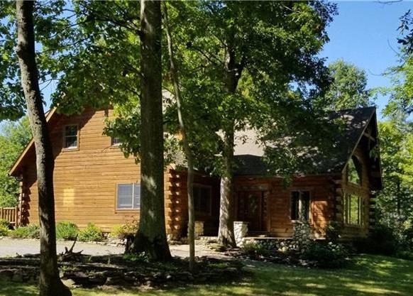 9343 County Road 15, Livonia NY Pre-foreclosure Property
