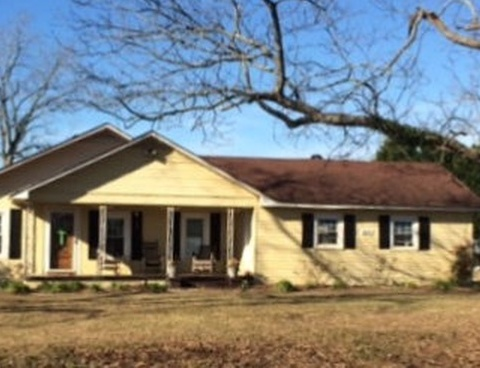 211 Mcelroy Rd, Moultrie GA Pre-foreclosure Property
