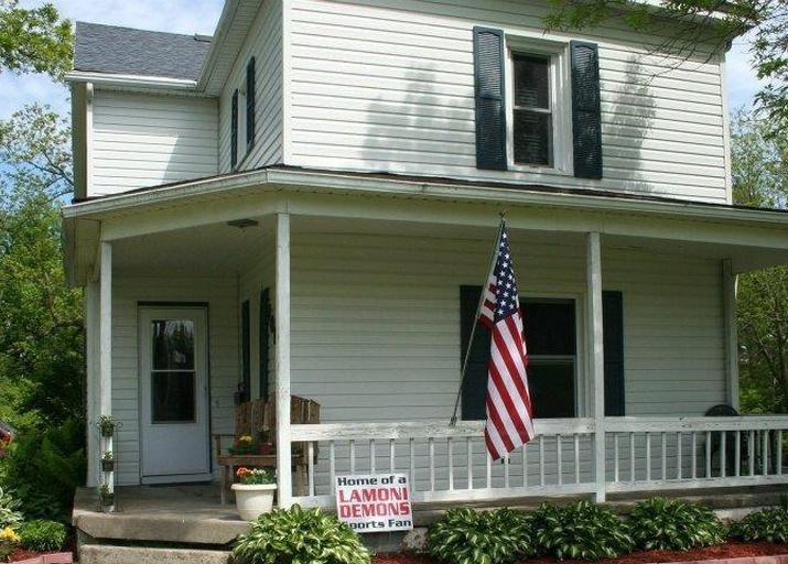 201 E 1st St, Lamoni IA Pre-foreclosure Property