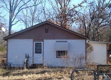 31807 S 535 Rd, Cookson OK Pre-foreclosure Property