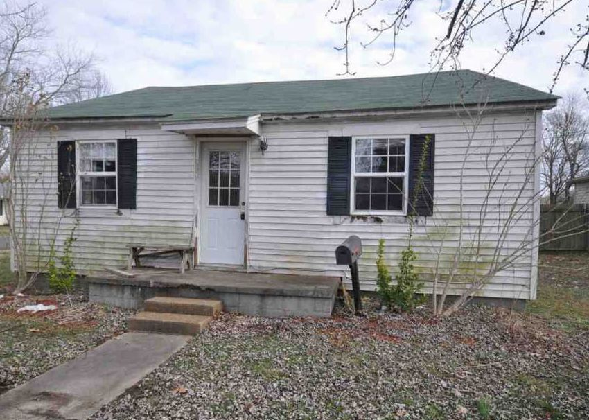 801 Birch St, Benton KY Pre-foreclosure Property