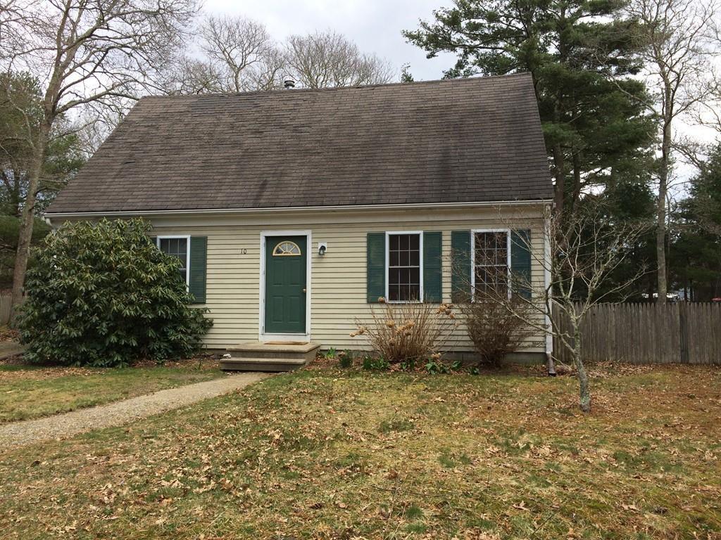 10 Kristina Ln, Mashpee MA Pre-foreclosure Property