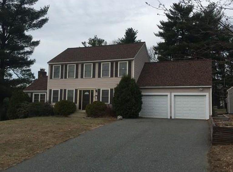 5 Tracy Ann Dr, North Grafton MA Pre-foreclosure Property