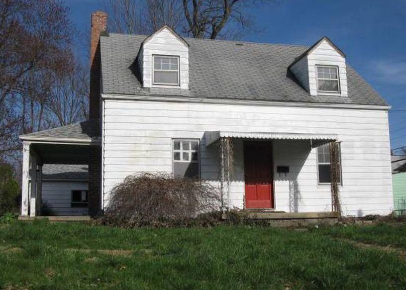 140 N Haworth Ave, Decatur IL Pre-foreclosure Property