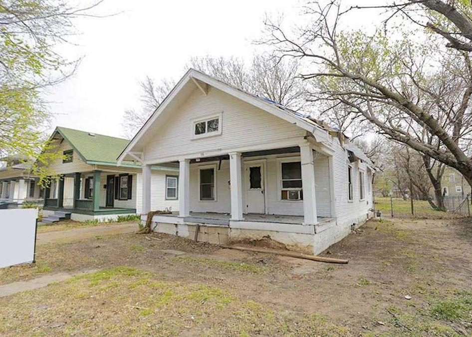 332 N Minnesota Ave, Wichita KS Pre-foreclosure Property