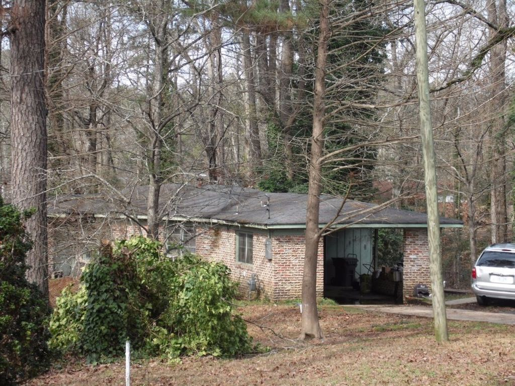 5114 Druid Ln, Meridian MS Pre-foreclosure Property