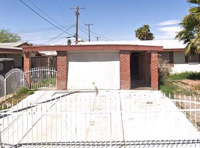 3696 San Antonio Ave, Las Vegas NV Pre-foreclosure Property