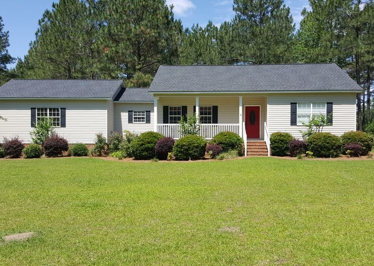 2537 Sumner Rd, Moultrie GA Pre-foreclosure Property