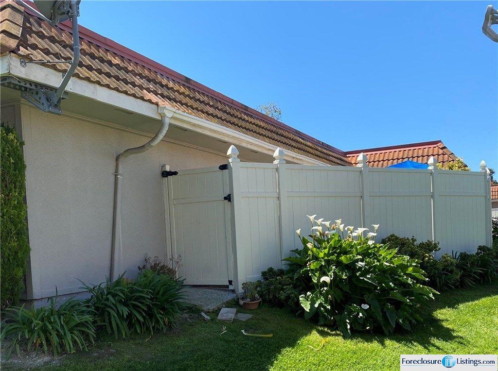 24778 Via San Marco, Aliso Viejo CA Pre-foreclosure Property