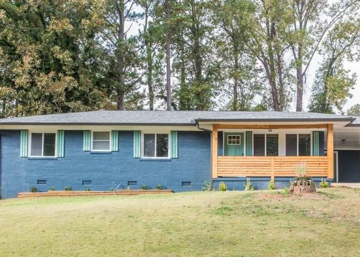 2199 Shamrock Dr, Decatur GA Sheriff-sale Property