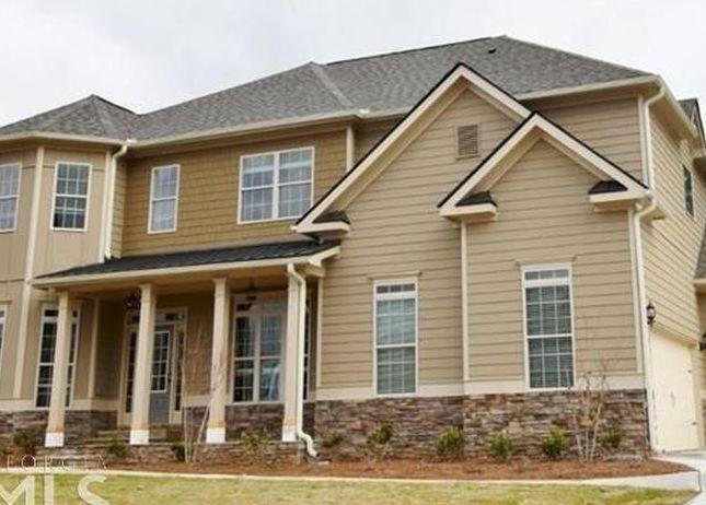 2076 Harmony Dr, Canton GA Sheriff-sale Property