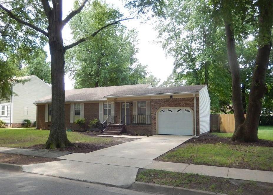 6817 Cedarwood Ct, Norfolk VA Sheriff-sale Property