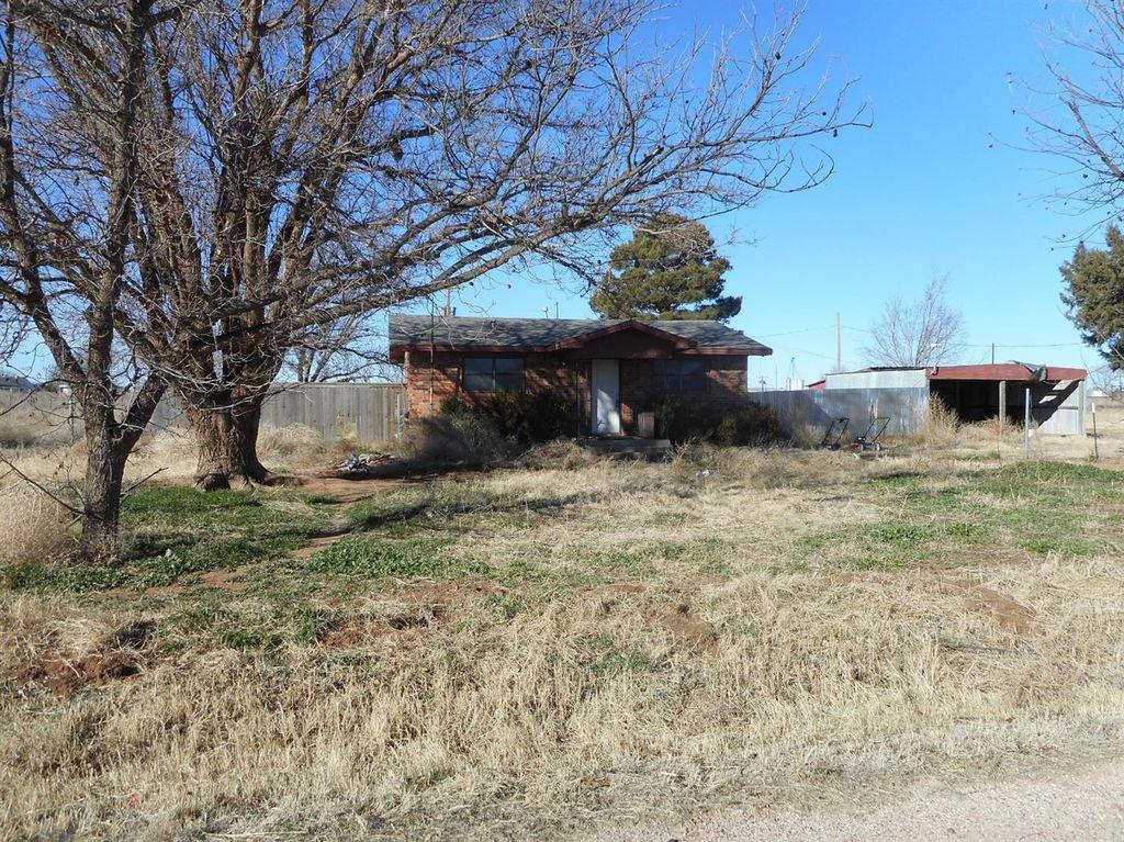 208 Avenue X, Levelland TX Sheriff-sale Property