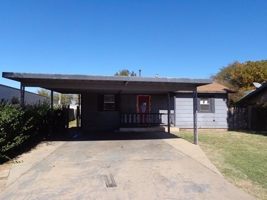 509 10th St, Levelland TX Sheriff-sale Property