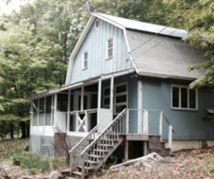 Camp Rd, East Burke, VT Foreclosure Home
