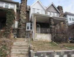 Musgrave St, Philadelphia, PA Foreclosure Home