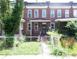Arcadia Ave, Baltimore, MD Foreclosure Home