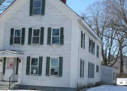 Main St, Farmington, NH Foreclosure Home