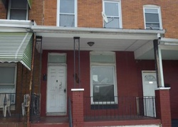 N Warwick Ave, Baltimore, MD Foreclosure Home