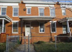 E 32nd St, Baltimore, MD Foreclosure Home