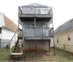 Bryan Ave, Lexington, KY Foreclosure Home