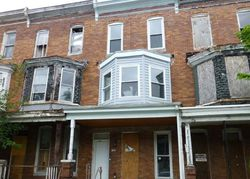 Poplar Grove St, Baltimore, MD Foreclosure Home