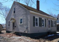 Francis St, Waterville, ME Foreclosure Home