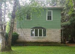 Hazelmere Ave, Machias, NY Foreclosure Home