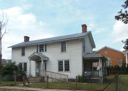 Greenbrier Ave, Ronceverte, WV Foreclosure Home