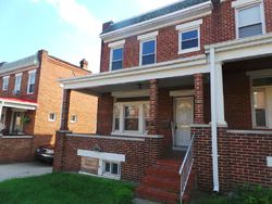 Sheldon Ave, Baltimore, MD Foreclosure Home