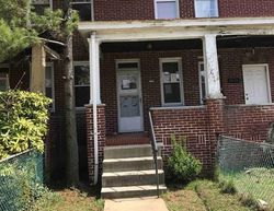 Hayward Ave, Baltimore, MD Foreclosure Home
