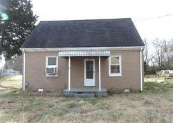 Adams St, Emporia, VA Foreclosure Home