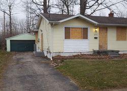 Alpha Way, Flint, MI Foreclosure Home