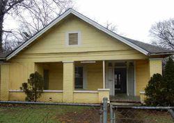 Pearson Ave Sw, Birmingham, AL Foreclosure Home