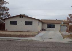 Peru St, Needles, CA Foreclosure Home