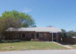 N 7th St, Comanche, OK Foreclosure Home