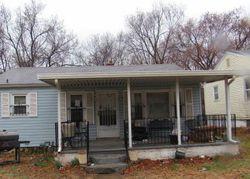 Jackson Ave, Kansas City, MO Foreclosure Home