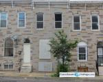 Orleans St, Baltimore, MD Foreclosure Home