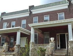 Calverton Heights Ave, Baltimore, MD Foreclosure Home