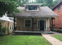 Windsor Ave, Kansas City, MO Foreclosure Home