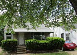 Fairport St, Detroit, MI Foreclosure Home