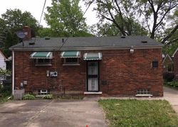 Shields St, Detroit, MI Foreclosure Home