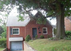 Allender Ave, Pittsburgh, PA Foreclosure Home
