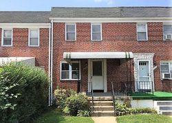 Dukeland St, Baltimore, MD Foreclosure Home